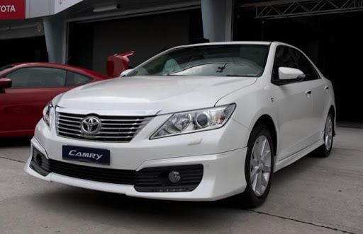 Wallpapers of Toyota Camry