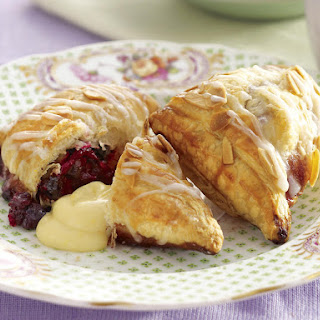 Berry Turnovers.
