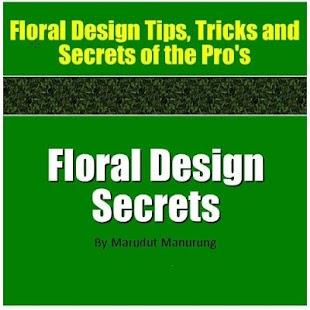 Floral Design Secret CH1 screenshot
