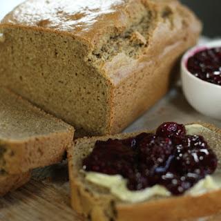 Basic Paleo Bread Loaf