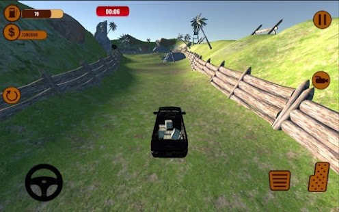 Off Raod Driving truck Simulator 2018 - náhled