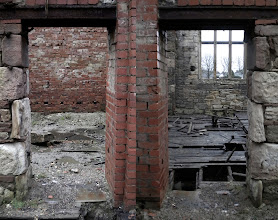 Photo: What remains of the old Sanquhar Primary School