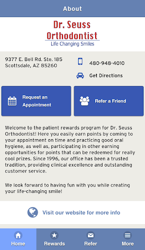 Dr Seuss Orthodontist