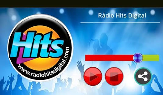 Rádio Hits Digital- screenshot thumbnail