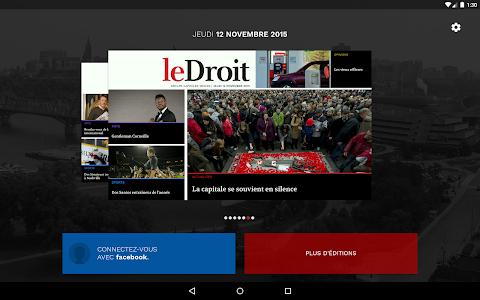 Le Droit screenshot 5