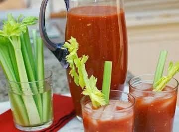 Canned Bloody Mary Mix