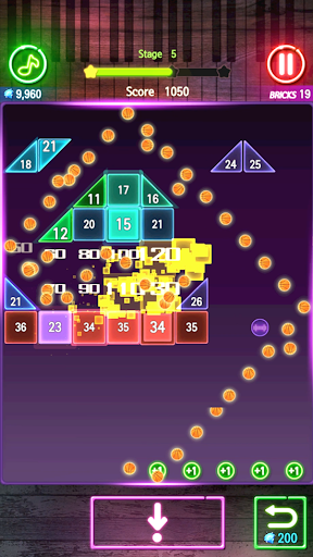 Bricks Breaker Melody apkmr screenshots 5