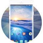 Theme for ZTE Axon M Landscape Wallpaper icon