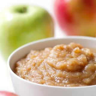 Slow Cooker Applesauce (Vegan, AIP).