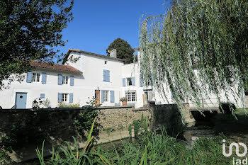 moulin à Sommières-du-Clain (86)