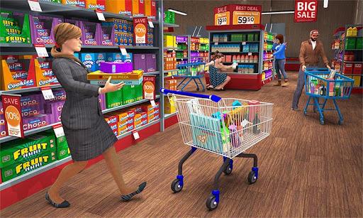 Super Market Atm Machine Simulator: Shopping Mall  screenshots 5