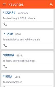 India USSD Codes screenshot 3