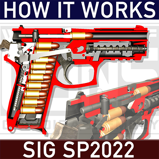How it Works: SIG SP2022 pistol