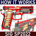 How it Works: SIG SP2022 pistol Icon