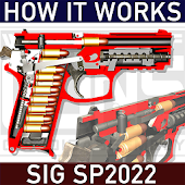 How it Works: SIG SP2022 pistol