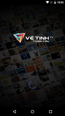 Ve Tinh TV - screenshot