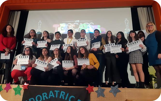 Gala de los Oscars en Adoratrices Cartagena