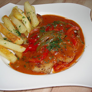 German Zigeuner Sauce