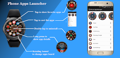 Phone Apps Launcher Provider Pro - Android app on AppBrain