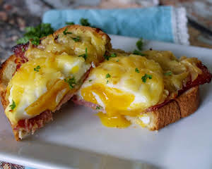 Ham & Egg Under a Blanket