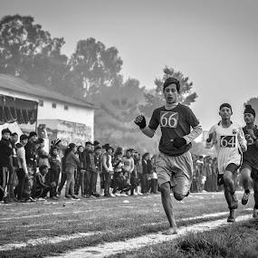 Run Run Run by Bishal Ranamagar - Sports & Fitness Running