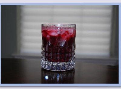Blackberry Fizz Recipe