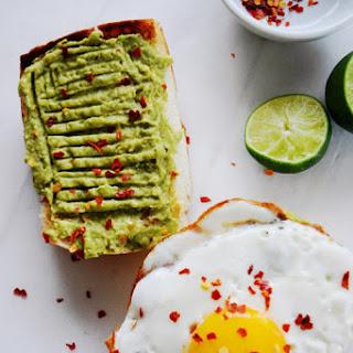 Breakfast Avocado Toast.