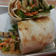 Chipotle Grilled Chicken Wrap