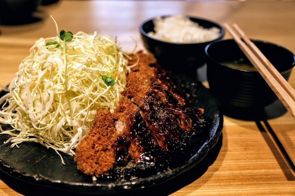 japońskie potrawy, Tonkatsu