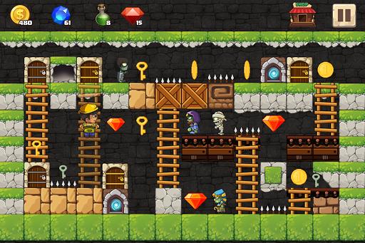 Maze Rush Escape The Maze Puzzle Adventure Mod Apk