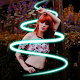 Spiral Effect, Neon Light - Photo Collage Editor APK