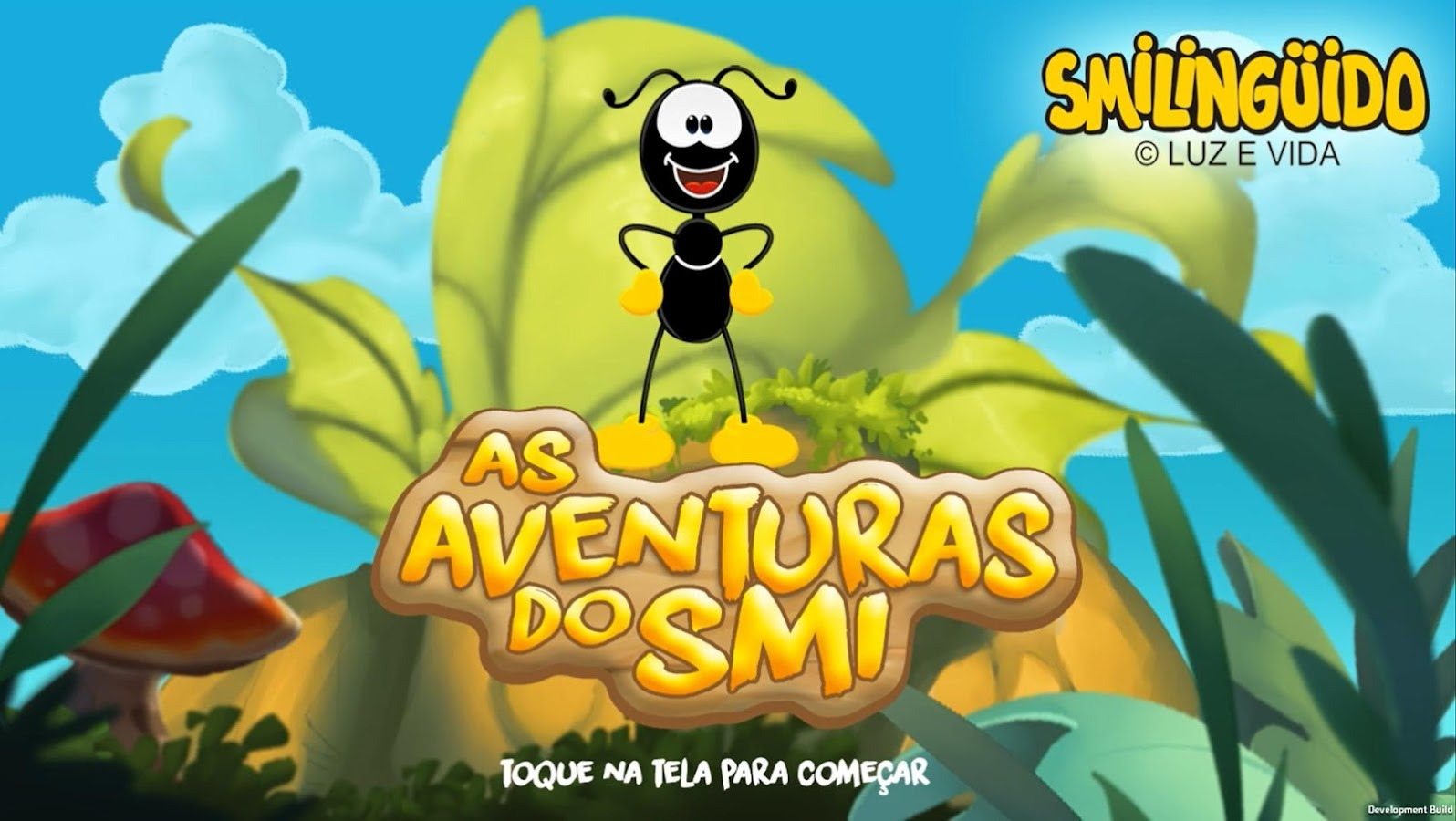 As aventuras do Smi Lite- screenshot