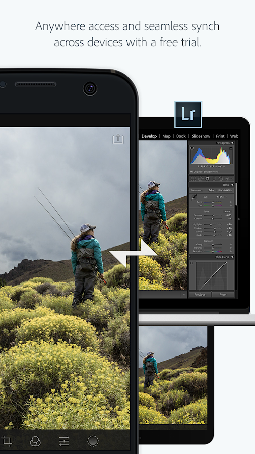 Adobe Photoshop Lightroom- screenshot