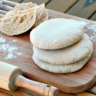 Whole Wheat Pita Bread.