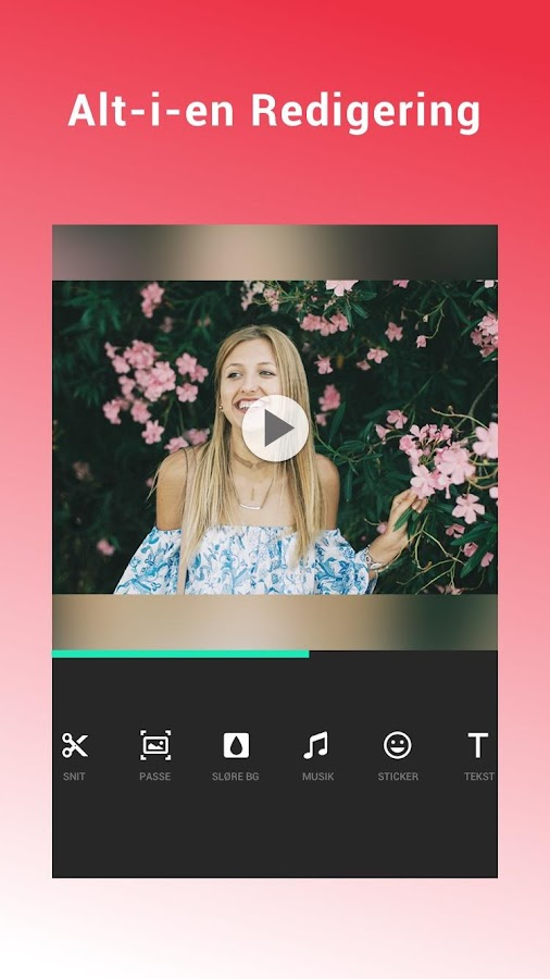 InShot - Video editor & foto – screenshot