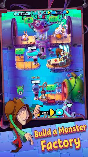 Idle Monster Factory apkdebit screenshots 2