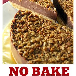 Nutella Cheesecake.