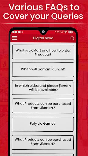 Jio Mart Grocery Kirana Store App Shopping Guide screenshot 6