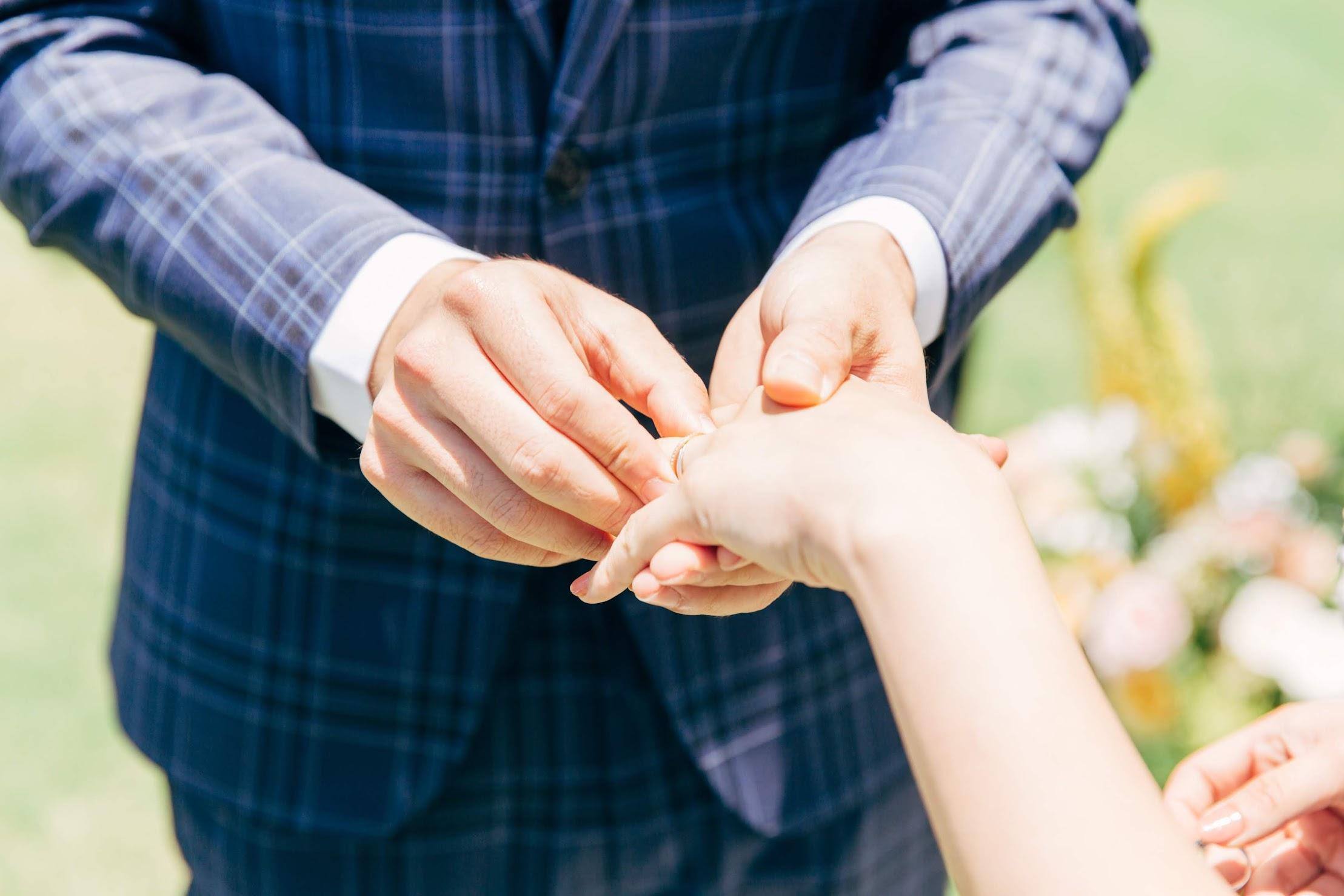 在苗栗的 全國花園鄉村俱樂部 舉行陽光正好的美式 婚禮 , 是每位新娘夢寐以求的西式婚禮樣式!