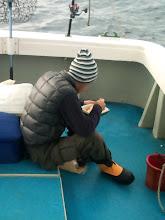 """Photo: ・・・お隣の""""シマダさん""""は、パスタ。  CMがきてもおかしくないぐらい、おいしそうに食べてました! 動画で撮りたいぐらいでした。"""