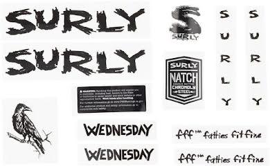 Surly Wednesday Decal Set alternate image 3