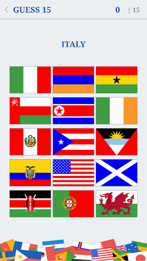 The Flags of the World u2013 Nations Geo Flags Quiz 4.9 screenshots 6