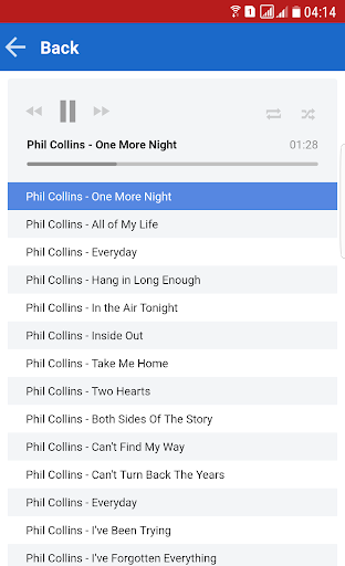 phil collins both sides of the story mp3