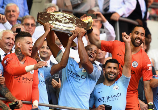 It's a sky blue world as City hailed are as England's best