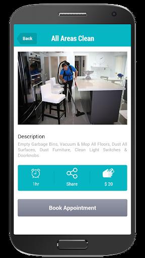 玩免費遊戲APP|下載CM Cleaning Services app不用錢|硬是要APP