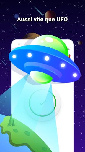 UFO VPN Basic - Proxy VPN gratuit et WiFi sécurisé screenshot 8
