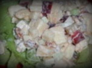 Swiss Apple Salad Recipe