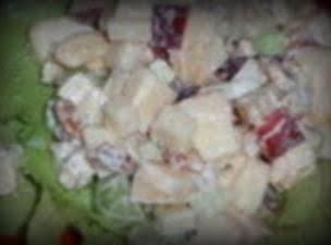 Swiss Apple Salad