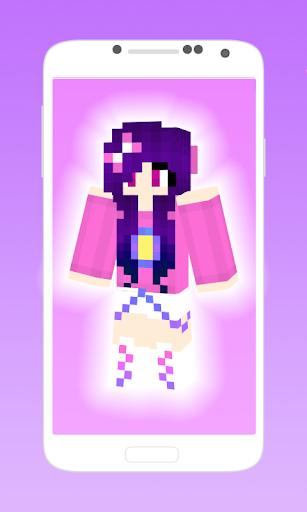 玩免費書籍APP|下載Cute girl anime skins app不用錢|硬是要APP