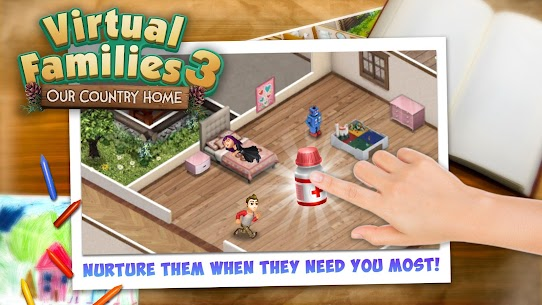Virtual Families 3 Mod Apk (Unlimited Money) 6